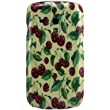 Samsung Galaxy S3 Mini i8190/I8200 Cerise Cherry Hard Case de protection coque housse Cover thematys®