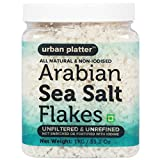 #9: Urban Platter Arabian Sea Salt Flakes Jar, 1kg