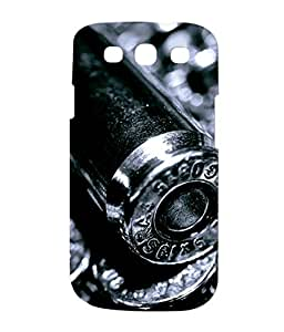 GripIt Bullet Shell Case for Samsung Galaxy S3