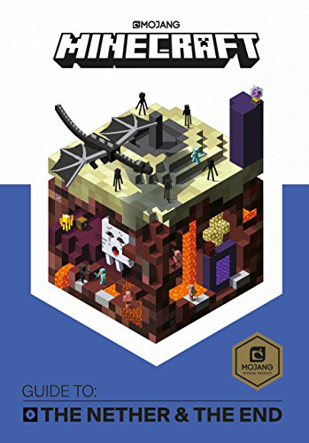 Minecraft Guide to The Nether and the End: An official Minecraft book from Mojang por Mojang AB