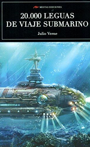 Scu. 20.000 Leguas De Viaje Submarino (Ed.Integra) (SELECCIÓN CLÁSICOS UNIVERSALES) por JULIO VERNE