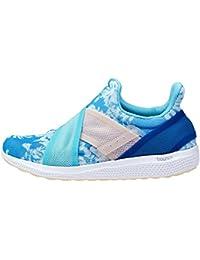 official photos a4f28 23aac adidas Zapatillas de Running de Material Sintético Para Mujer Azul Azul