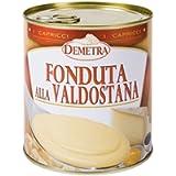 Fonduta Valdostana 830Gr.