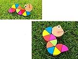 B Blesiya Kinder Holzspielzeug - Gelenktier Wurm Raupe Puzzle Spielzeug