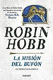 18. La misión del bufón (El Profeta Blanco) - Robin Hobb :arrow: 2001