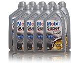 Mobil Super 3000 Formula V 5W-30 Longlife III Motorenöl,9x 1 Liter …