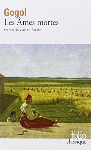 Les Ames Mortes (Folio (Gallimard)) par Nikolai W Gogol