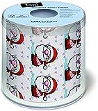 Christmas Toilet Paper - Santa in Love