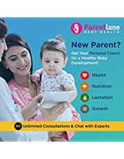 Parentlane Baby Health PRO - 3 Months (Baby Health Coach for New Parents) Email Delivery in 2 Hours