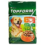 Topform Hundefutter Geflügel und Getreide, 1 Packung, (1 x 10 kg)