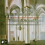 J.S. Bach: Cantatas, Vol. 8 by Koopman: cnd/Amsterdam Baroq (2005-11-08)
