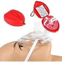 5 Stück Notfall Rettungsmaske, Leichtgewicht leicht zu tragen verhindern Infektion für Erste Hilfe preisvergleich bei billige-tabletten.eu