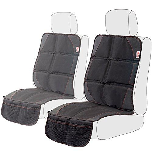 EZOWare Protectores para Asiento de Coche 2 unidades. Funda para los asientos...