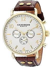 Akribos XXIV Ultimate - Reloj de pulsera