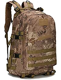 Mocha weir 40L Senderismo mochila de camping mochila para escalada al aire libre senderismo viajes (