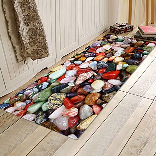 Carpet_Chsheeppich Küche Teppich Anti-Rutsch Stumm Teppich Schlafzimmer Teppich , Teppiche Anti-Skid Yoga Teppich Für Wohnzimmer Schlafzimmer Teppiche 40X120Cm (G) -