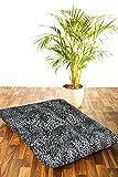 Brandsseller XXL Kissen Tierfellmotiv Sitzkissen Hundekissen Dekokissen 100 x 60 cm (Gepard)
