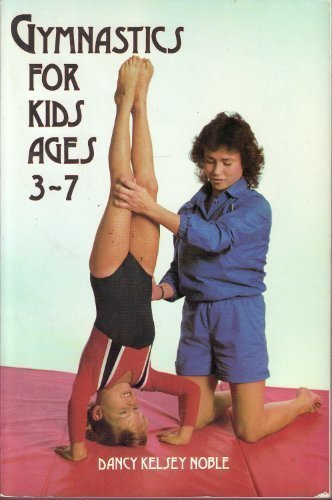 Gymnastics for Kids: Ages 3-7