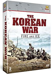 The Korean War - Fire and Ice [DVD]