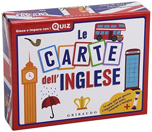 Le carte dell'inglese. Ediz. a colori. Con 100 Carte