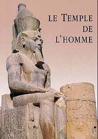 Le temple de l'homme : Coffret en 2 volumes : Tome I et Tome II