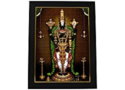 Venkateswara Swamy Photo Frame