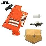 Jrl Recoil Starter Kit de filtre à carburant Tune Up Air s'adapter tronçonneuse...