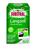 Substral  Langzeit Rasendünger 100 m² - 2 kg