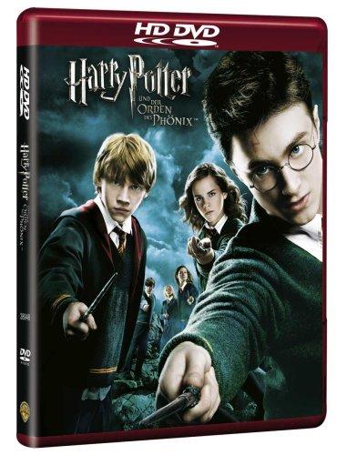 Harry Potter und der Orden des Phönix [Alemania] [HD DVD]