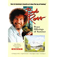 Bob Ross The Joy of Painting: Peace Offerings of Summer by Bob Ross