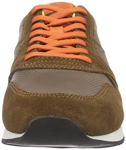 LLOYD Herren Egilio Sneaker Braun (NUT 4)