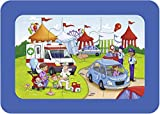 Aqua Doodle® Puzzle Einsatzfahrzeuge: Ab 30 Monaten (ministeps Spiele)
