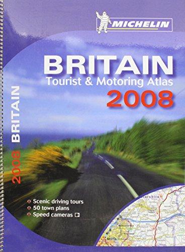 GB and Ireland A3 Atlas 2008