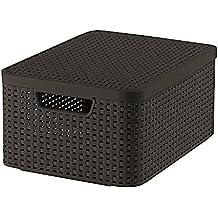 curver storage boxes chests baskets. Black Bedroom Furniture Sets. Home Design Ideas