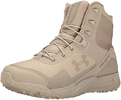Botas Valsetz RTS under armour beiges