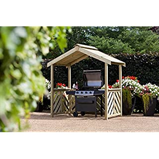 Anchor Fast Exmouth BBQ Wooden Shelter - !!! SALE !!!