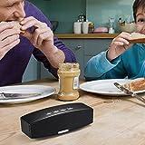 Anker a3143011schwarz Tragbarer Lautsprecher-Tragbare Lautsprecher (kabellos, Batterie/Akku, Bluetooth, Universal, schwarz)