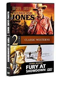 Along Came Jones / Fury at Showdown (Gary Cooper, Loretta Young) by Gary Cooper