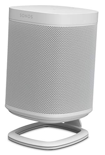 Flexson Desk Stand for Sonos One or Sonos Play:1 - White