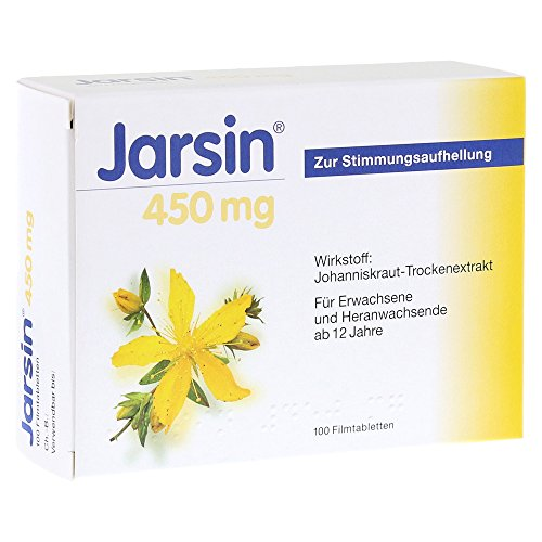 JARSIN 450 mg Filmtabletten 100 St