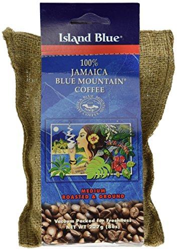 Island Blue -100% Jamaica Blue mountain caffè macinato