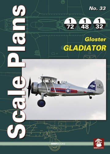 Scale Plans: Gloster Gladiator No. 33