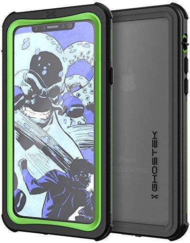 iPhone X Wasserdichte Schutzhülle, ghostek Serie Nautic für -
