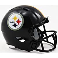 Riddell PITTSBURG STEELERS NFL Speed POCKET PRO MICRO/POCKET-SIZE/MINI Football Helmet