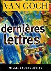 Dernières lettres (La Petite Collection t. 212)