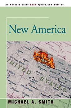 New America (Jeremiah Trilogy Book 2) by [Smith, Michael A.]