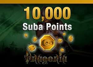 10,000 Suba Points: Fragoria [Game Connect]