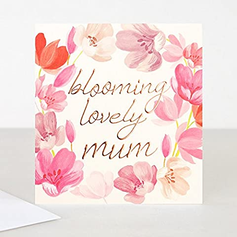 Caroline Gardner Maman carte de voeux–La fête des mères/carte d'anniversaire