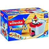 Vileda Premium 5 140784 Rotation Bucket for Use with Floor Mops