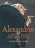 vignette de 'Alexandrin ou L'art de faire des vers à pied (Pascal Rabaté)'